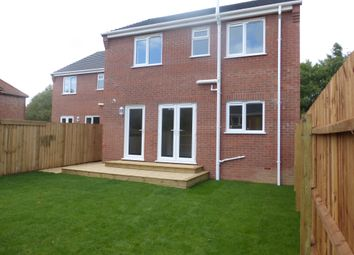 Thumbnail 3 bed detached house for sale in Eye Road, Peterborough