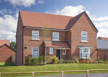"Thumbnail 5 bed detached house for sale in ""Manning"" at Poppyfields Way, Brackley"