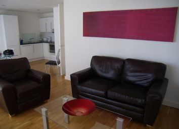 Thumbnail 2 bed flat to rent in Nv Buildings, 98 The Quays, Salford