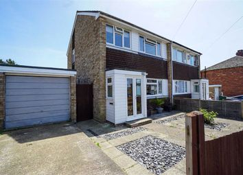 Thumbnail 3 bed semi-detached house for sale in Linley Drive, Hastings, East Sussex