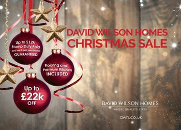 "Thumbnail 4 bedroom detached house for sale in ""Holden"" at Gimson Crescent, Tadpole Garden Village, Swindon"
