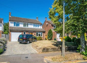 Thumbnail 5 bed detached house for sale in Fordwich Rise, Hertford, Herts