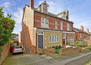 Thumbnail 5 bed semi-detached house for sale in St. Marys Road, Tonbridge, Kent