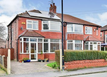 Thumbnail 3 bed semi-detached house for sale in Heath Road, Timperley, Altrincham, Greater Manchester