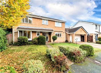 Thumbnail 4 bed detached house for sale in Raglan Close, Frimley, Surrey