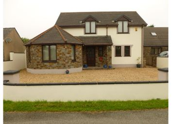 Thumbnail 4 bed detached bungalow for sale in Cold Inn, East Williamston