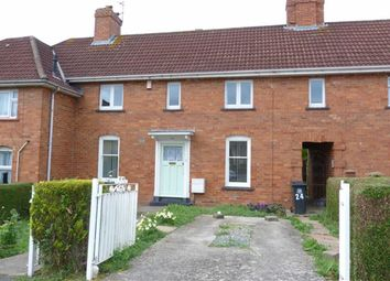 Thumbnail 3 bed terraced house for sale in Teignmouth Road, Knowle, Bristol