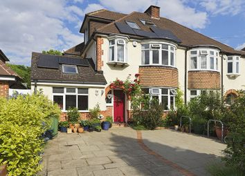 Thumbnail 4 bed semi-detached house for sale in Eastmont Road, Esher