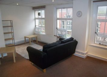Thumbnail 3 bed flat to rent in Darlington Street, Wolverhampton
