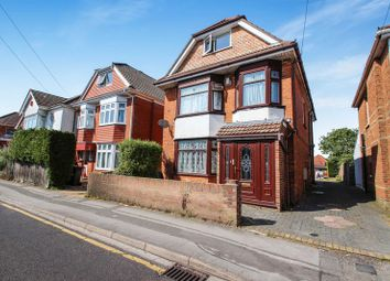 Thumbnail 6 bed detached house for sale in Ensbury Park Road, Moordown, Bournemouth