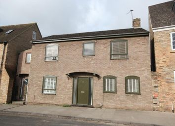Thumbnail 4 bedroom detached house for sale in Waterside, Ely