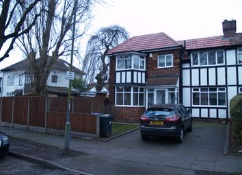 Thumbnail 3 bedroom semi-detached house for sale in Old Farm Road, Stechford