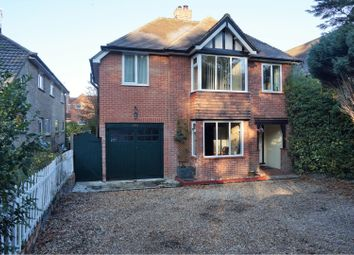 Thumbnail 5 bed detached house for sale in Farnborough Road, Farnborough