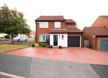 Thumbnail 4 bed detached house for sale in Mere Drive, Pity Me, Durham