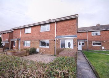 Thumbnail 2 bedroom semi-detached house for sale in Patton Way, Pegswood, Morpeth