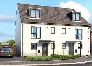 "Thumbnail 4 bed property for sale in ""The Atherton"" at Campsall Road, Askern, Doncaster"