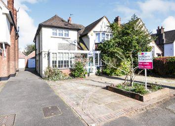 Thumbnail 4 bed detached house for sale in Balgores Lane, Gidea Park, Romford