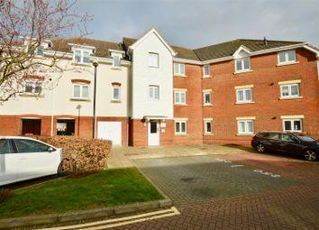 Thumbnail 1 bed flat for sale in Ingram Close, Larkfield, Aylesford