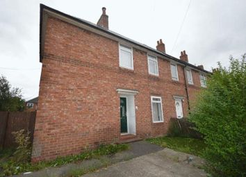 Thumbnail 3 bed terraced house for sale in Benson Road, Walker, Newcastle Upon Tyne