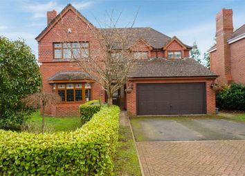 Thumbnail 4 bed detached house for sale in Meadowbank Drive, Little Sutton, Ellesmere Port, Cheshire