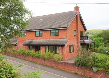 Thumbnail 4 bed detached house for sale in Fairview Terrace, Pontlottyn