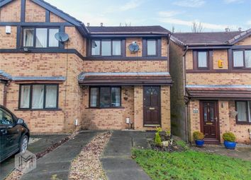 Thumbnail 2 bedroom terraced house for sale in Mill Croft, Bolton, Lancashire