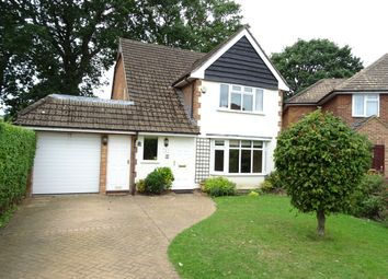 Thumbnail 3 bed detached house for sale in Eden Close, New Haw