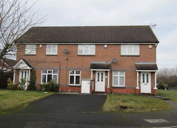Thumbnail 2 bed terraced house to rent in Anvil Crescent, Coseley