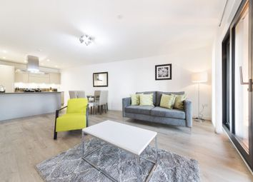 Thumbnail 3 bedroom flat to rent in Delancey Apartments, 12 Williamsburg Plaza, London