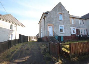 Thumbnail 2 bed flat for sale in Quarry Street, Shotts