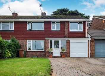 Thumbnail 5 bed semi-detached house for sale in The Grove, Sidcup, Kent