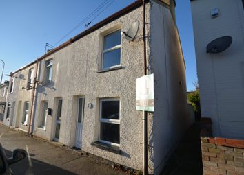 Thumbnail 2 bed end terrace house to rent in Morton Road, Lowestoft, Suffolk