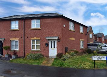 Thumbnail 3 bed semi-detached house for sale in East Street, Warsop Vale, Mansfield