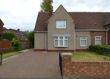 Thumbnail 3 bed semi-detached house for sale in Ardrossan Road, Hartlepool