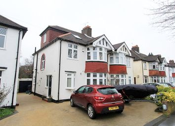 Thumbnail 4 bed semi-detached house for sale in Links View Road, Croydon, London