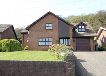 Thumbnail 4 bed detached house for sale in Bluebell Court, Ty Canol, Cwmbran, Torfaen