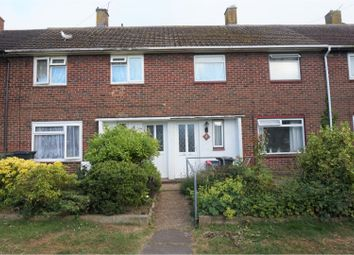 Thumbnail 2 bed terraced house for sale in Nutbourne Close, Eastbourne