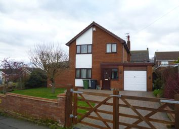 Thumbnail 4 bedroom detached house to rent in Moorland Way, Belton