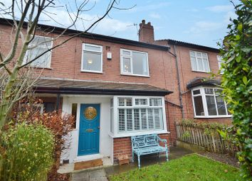 Thumbnail 3 bedroom terraced house for sale in Methley Grove, Chapel Allerton, Leeds