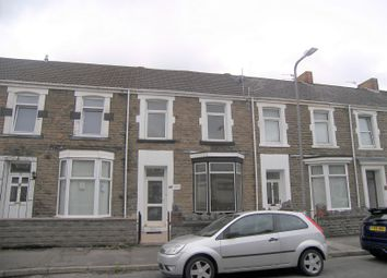 Thumbnail 3 bed terraced house for sale in Hunter Street, Briton Ferry, Neath