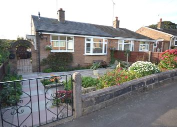 Thumbnail 2 bed semi-detached bungalow for sale in Stubbsfield Road, Off Parkstone Avenue, Newcastle