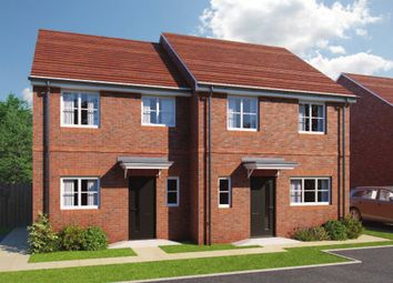 Thumbnail 2 bed semi-detached house for sale in 16 Turner View, Barton, Oxfordshire