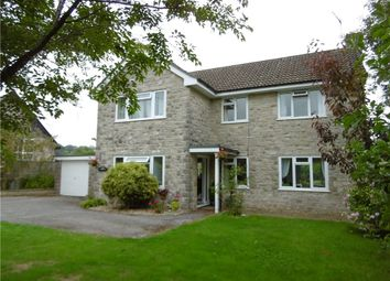 Thumbnail 4 bed detached house to rent in School Lane, Wootton Fitzpaine, Bridport