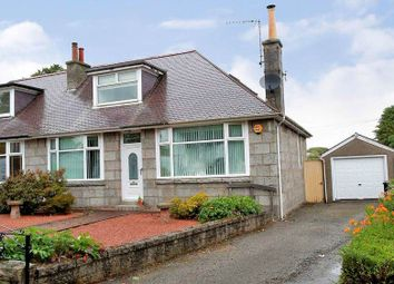 Thumbnail 3 bedroom semi-detached house for sale in Seafield Road, Aberdeen