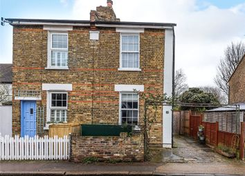 Thumbnail 2 bed semi-detached house for sale in Mill Street, Kingston Upon Thames