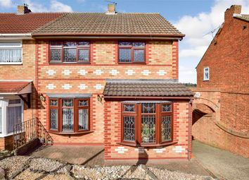 Thumbnail 3 bed semi-detached house for sale in Walnut Close, Chatham, Kent