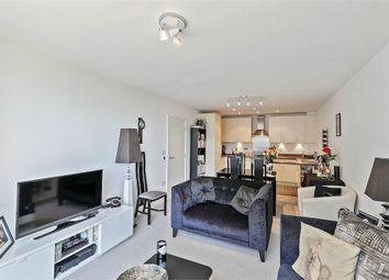 Thumbnail 2 bed flat for sale in Tennyson Apartments, 1 Saffron Central Square, Croydon, Surrey
