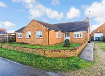 Thumbnail 3 bed detached bungalow for sale in Hollow Road, Ramsey Forty Foot, Ramsey, Huntingdon