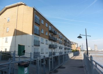 Thumbnail 2 bed flat to rent in Windrush Court, Chichester Wharf, Erith, Kent