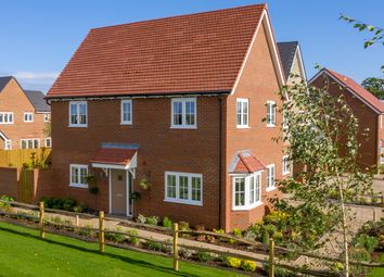 Thumbnail 3 bed detached house for sale in Cross Trees Park, Highworth Road, Shrivenham